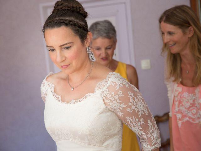 Le mariage de Jolberto et Mélanie à Izon, Gironde 7