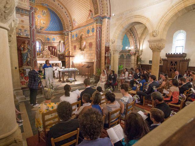Le mariage de Jolberto et Mélanie à Izon, Gironde 8
