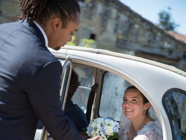 Le mariage de Jolberto et Mélanie à Izon, Gironde 9