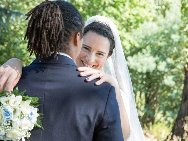 Le mariage de Jolberto et Mélanie à Izon, Gironde 11