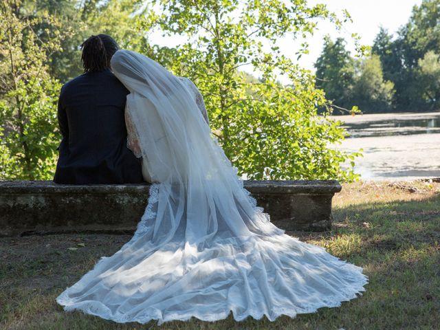 Le mariage de Jolberto et Mélanie à Izon, Gironde 12