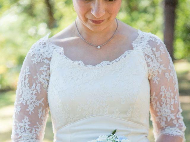Le mariage de Jolberto et Mélanie à Izon, Gironde 14