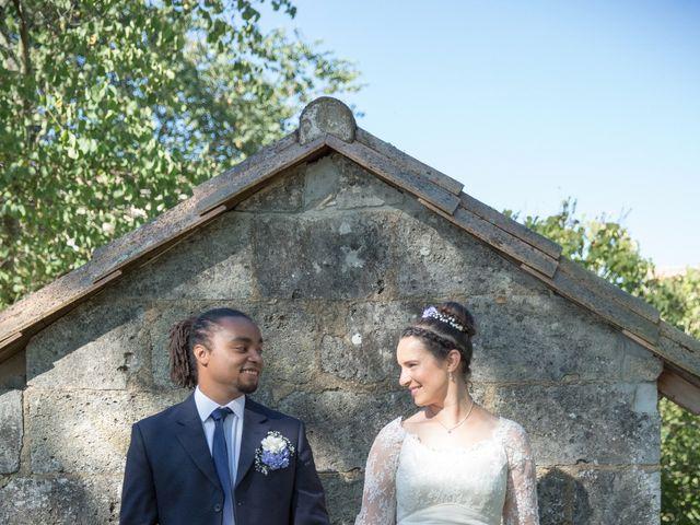 Le mariage de Jolberto et Mélanie à Izon, Gironde 18