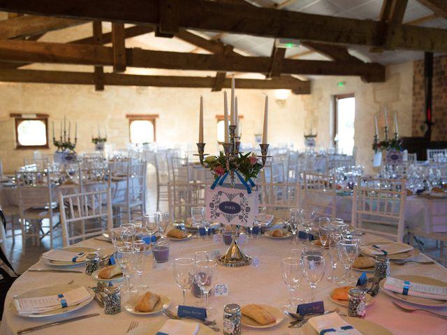 Le mariage de Jolberto et Mélanie à Izon, Gironde 25