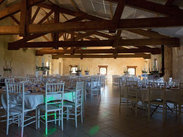 Le mariage de Jolberto et Mélanie à Izon, Gironde 26