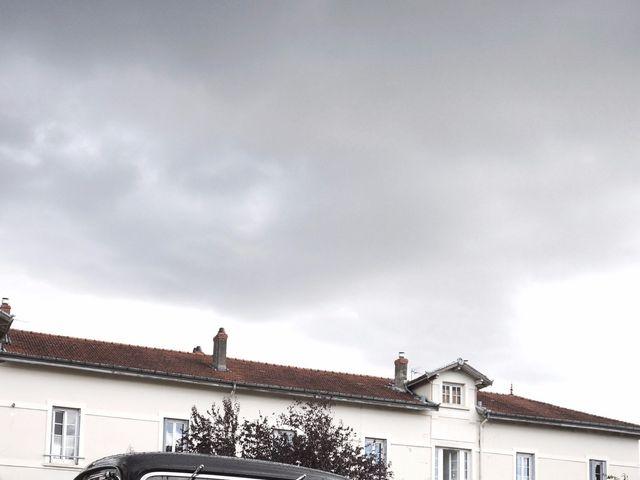 Le mariage de Bertrand et Emilie à Sathonay-Camp, Rhône 3
