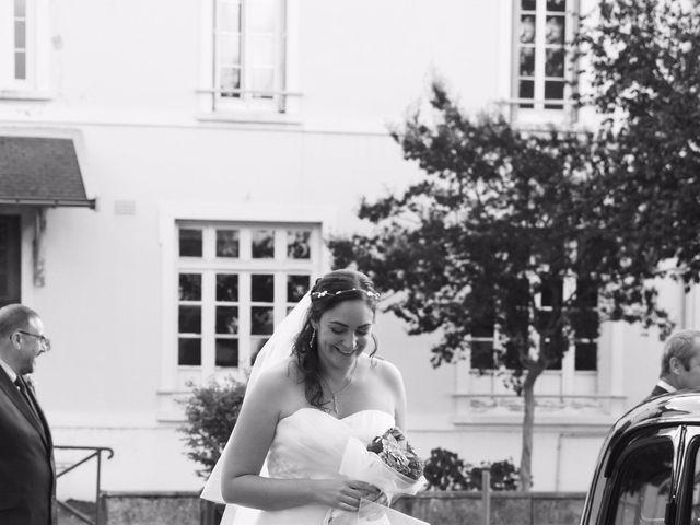 Le mariage de Bertrand et Emilie à Sathonay-Camp, Rhône 5