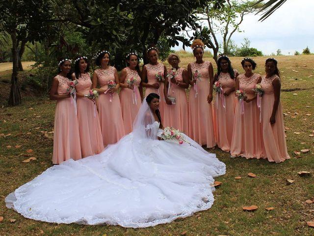 Le mariage de Murielle et Dany  à Saint-Denis, La Réunion 5
