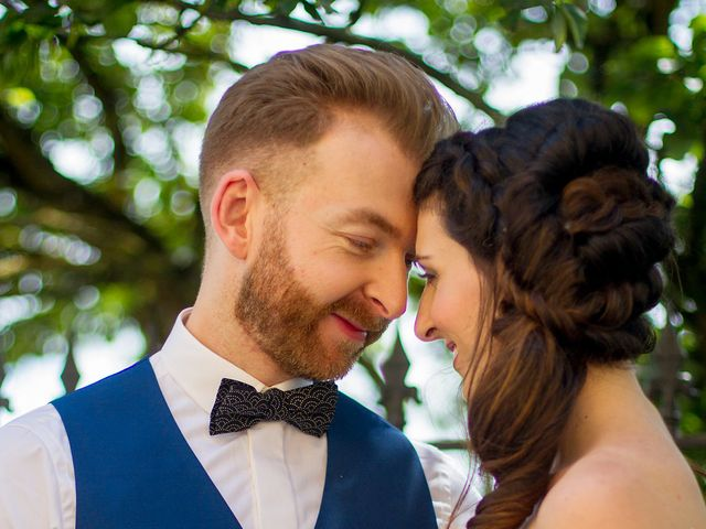 Le mariage de Fanny et Vincent