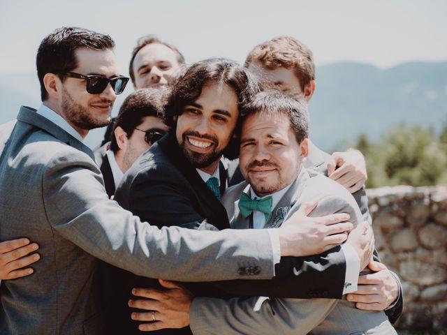 Le mariage de Joann et Laure à Le Poët, Hautes-Alpes 9