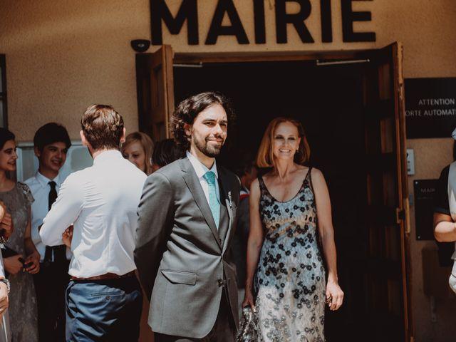Le mariage de Joann et Laure à Le Poët, Hautes-Alpes 13