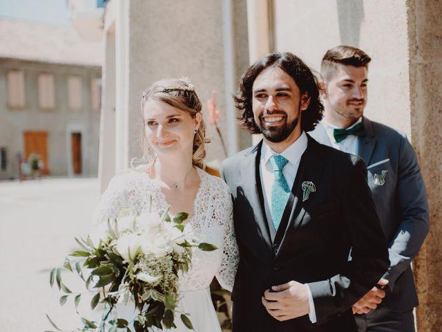 Le mariage de Joann et Laure à Le Poët, Hautes-Alpes 15