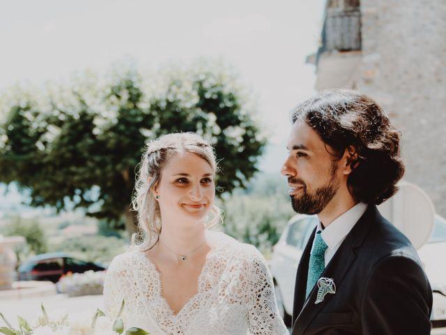 Le mariage de Joann et Laure à Le Poët, Hautes-Alpes 16