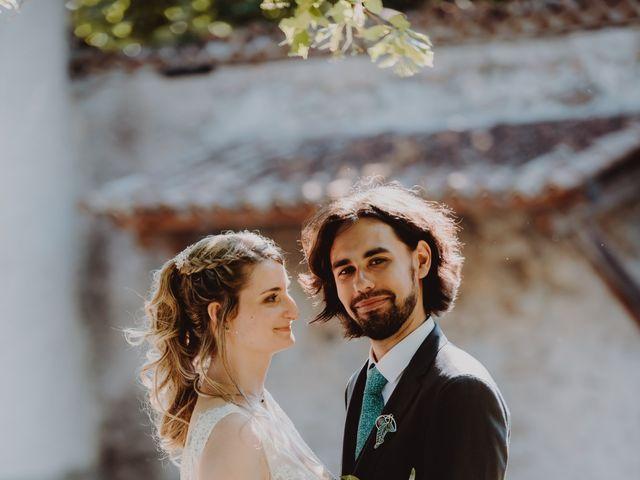 Le mariage de Joann et Laure à Le Poët, Hautes-Alpes 40