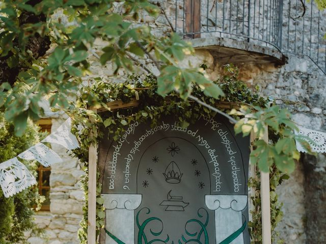 Le mariage de Joann et Laure à Le Poët, Hautes-Alpes 30