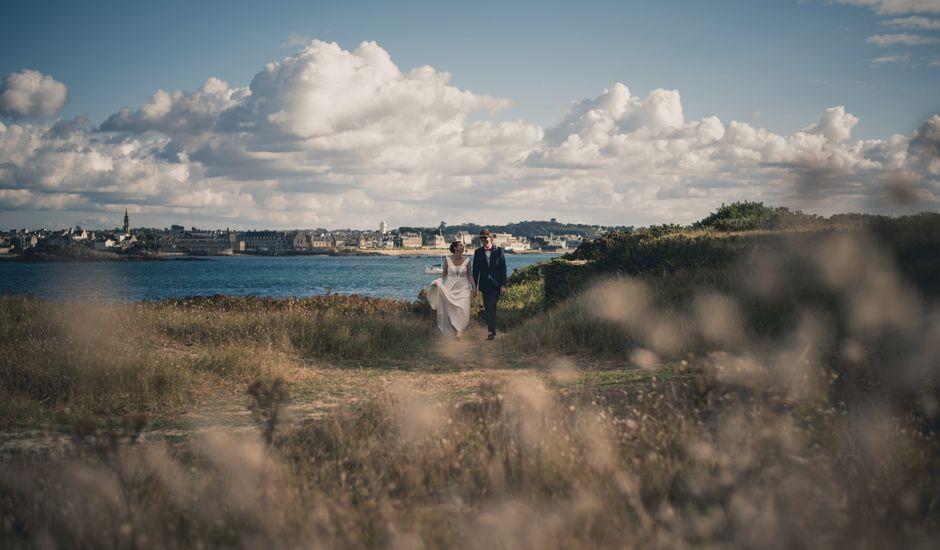 Le mariage de Arnaud et Marion à Île de Batz, Finistère