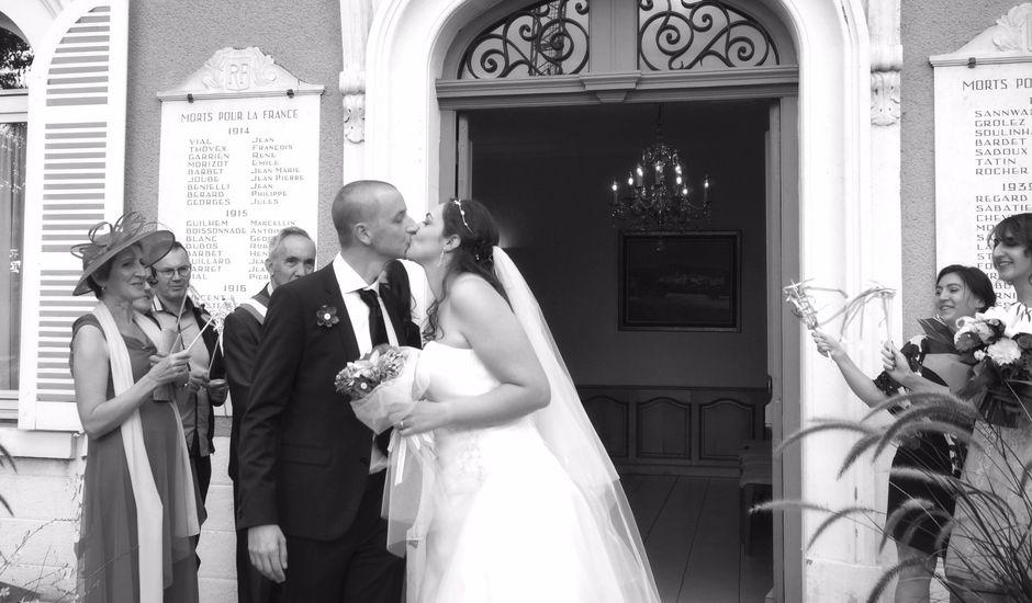 Le mariage de Bertrand et Emilie à Sathonay-Camp, Rhône
