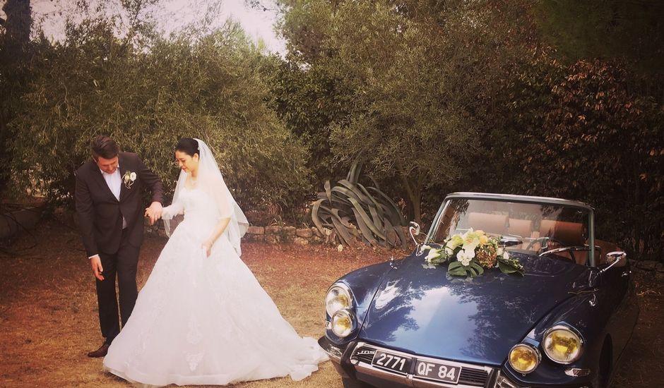 Le mariage de Pierre  et Shengnan  à Istres, Bouches-du-Rhône