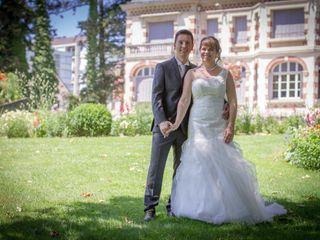 Le mariage de Bénédicte et Pascal