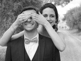 Le mariage de Sophie et Thomas