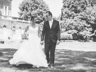 Le mariage de Laetitia et Yannick