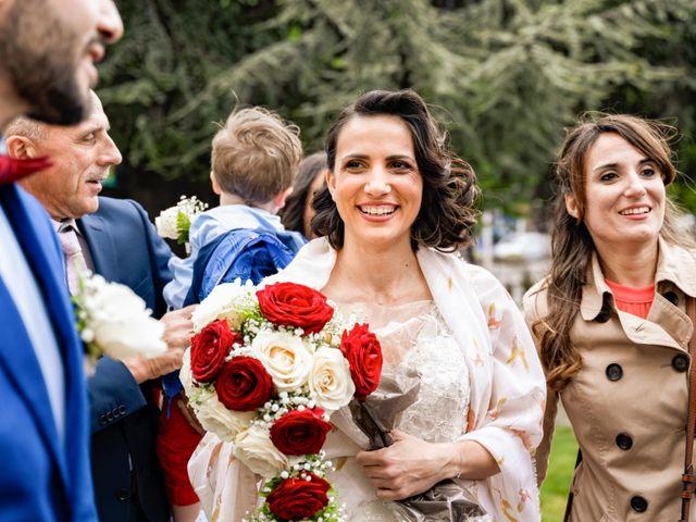 Le mariage de Nuno et Sandra à Coubron, Seine-Saint-Denis 1