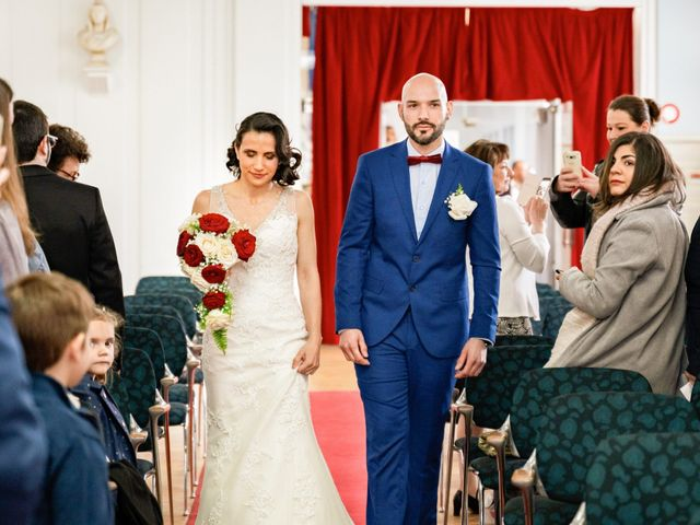Le mariage de Nuno et Sandra à Coubron, Seine-Saint-Denis 2