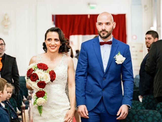 Le mariage de Nuno et Sandra à Coubron, Seine-Saint-Denis 3
