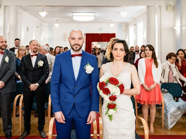 Le mariage de Sandra et Nuno