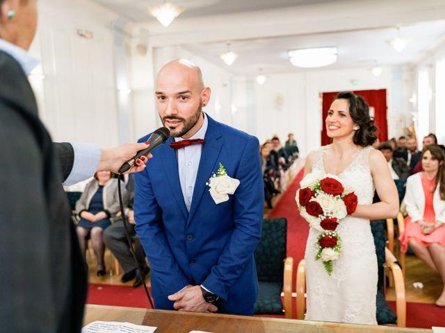 Le mariage de Nuno et Sandra à Coubron, Seine-Saint-Denis 5