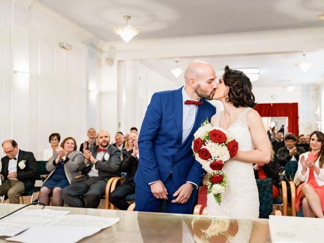 Le mariage de Nuno et Sandra à Coubron, Seine-Saint-Denis 6