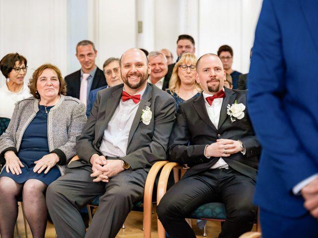 Le mariage de Nuno et Sandra à Coubron, Seine-Saint-Denis 7
