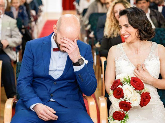 Le mariage de Nuno et Sandra à Coubron, Seine-Saint-Denis 9