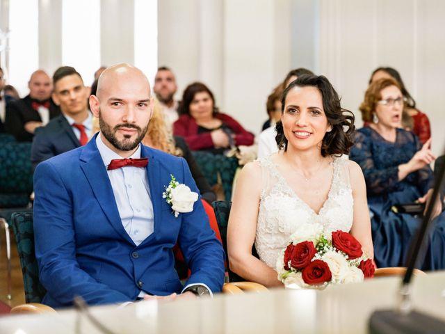 Le mariage de Nuno et Sandra à Coubron, Seine-Saint-Denis 10