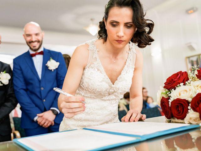 Le mariage de Nuno et Sandra à Coubron, Seine-Saint-Denis 12
