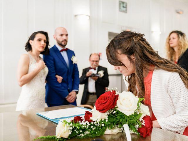 Le mariage de Nuno et Sandra à Coubron, Seine-Saint-Denis 16
