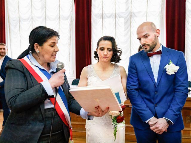 Le mariage de Nuno et Sandra à Coubron, Seine-Saint-Denis 18