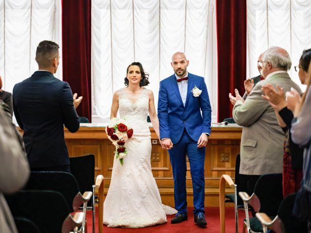 Le mariage de Nuno et Sandra à Coubron, Seine-Saint-Denis 20