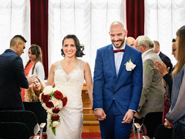 Le mariage de Nuno et Sandra à Coubron, Seine-Saint-Denis 21