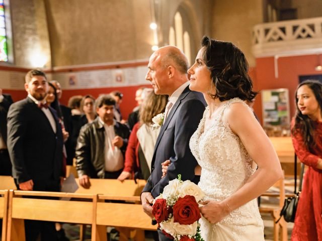 Le mariage de Nuno et Sandra à Coubron, Seine-Saint-Denis 23