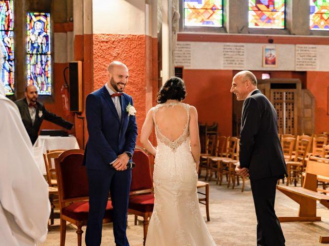 Le mariage de Nuno et Sandra à Coubron, Seine-Saint-Denis 25