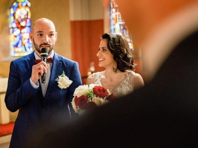 Le mariage de Nuno et Sandra à Coubron, Seine-Saint-Denis 26
