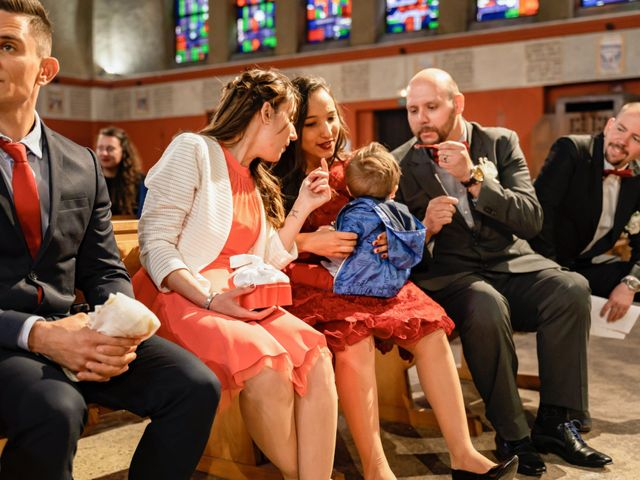 Le mariage de Nuno et Sandra à Coubron, Seine-Saint-Denis 32