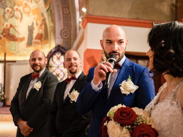 Le mariage de Nuno et Sandra à Coubron, Seine-Saint-Denis 34