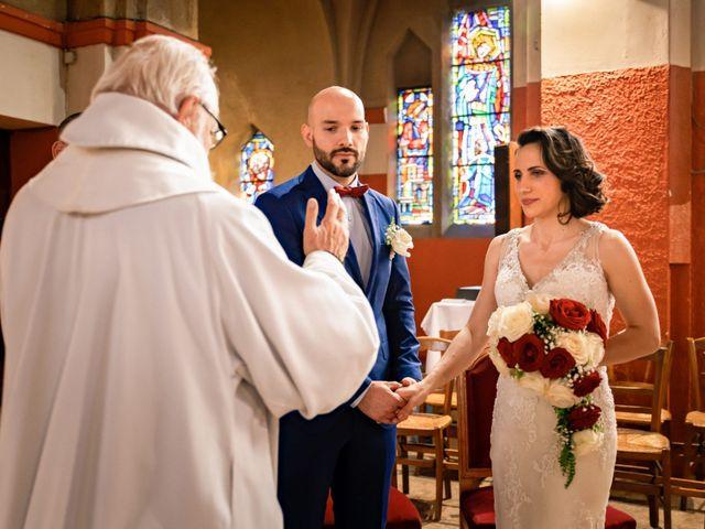 Le mariage de Nuno et Sandra à Coubron, Seine-Saint-Denis 36