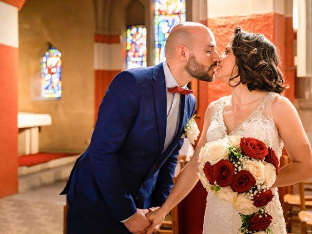 Le mariage de Nuno et Sandra à Coubron, Seine-Saint-Denis 37