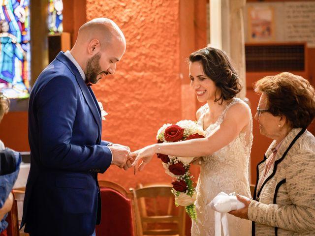 Le mariage de Nuno et Sandra à Coubron, Seine-Saint-Denis 41