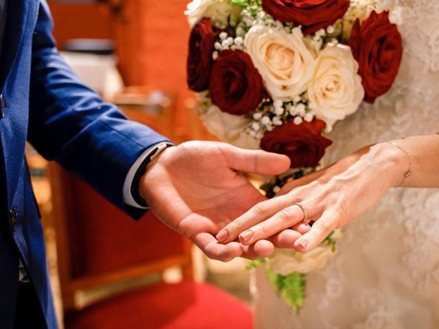 Le mariage de Nuno et Sandra à Coubron, Seine-Saint-Denis 43