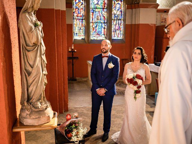 Le mariage de Nuno et Sandra à Coubron, Seine-Saint-Denis 44