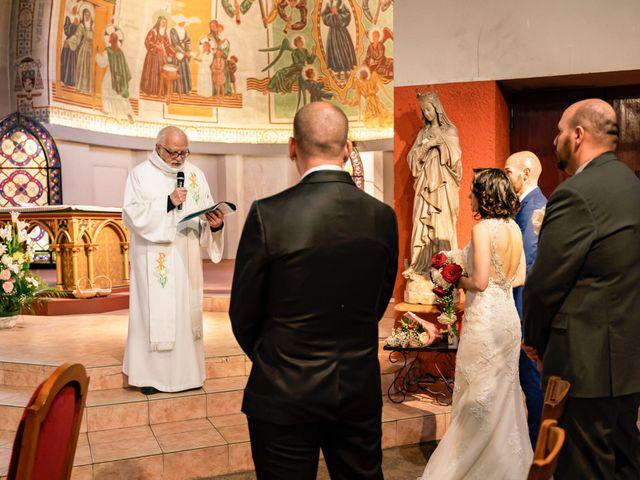 Le mariage de Nuno et Sandra à Coubron, Seine-Saint-Denis 45